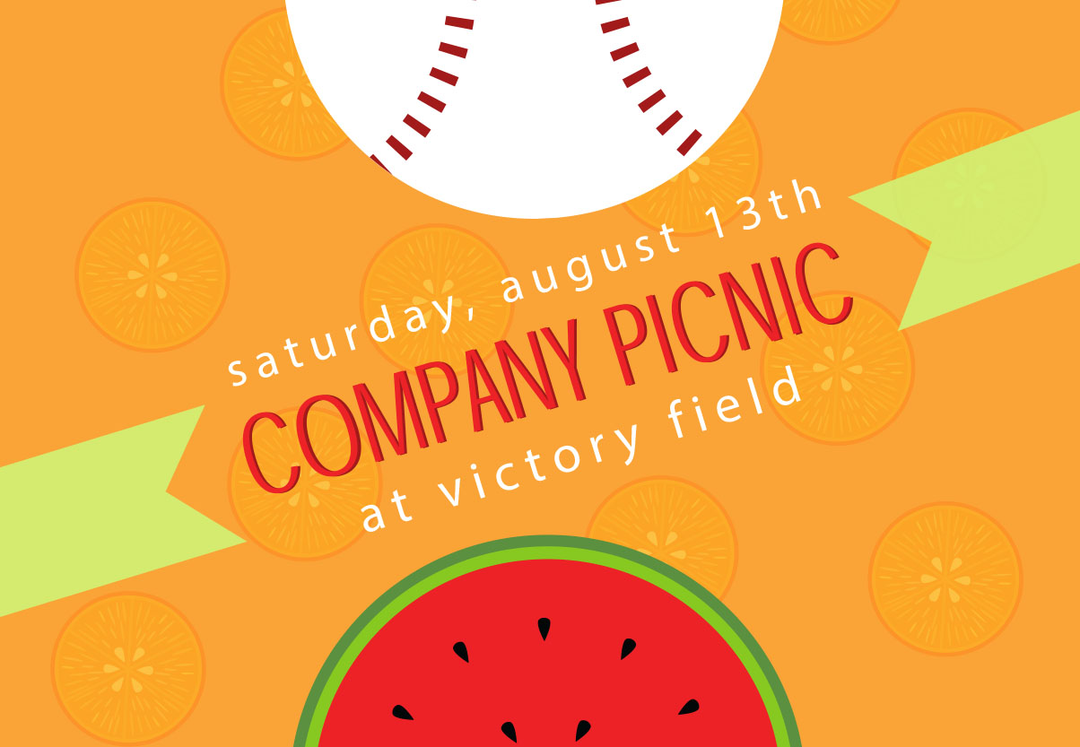 2016 - Save the Date - Company Picnic