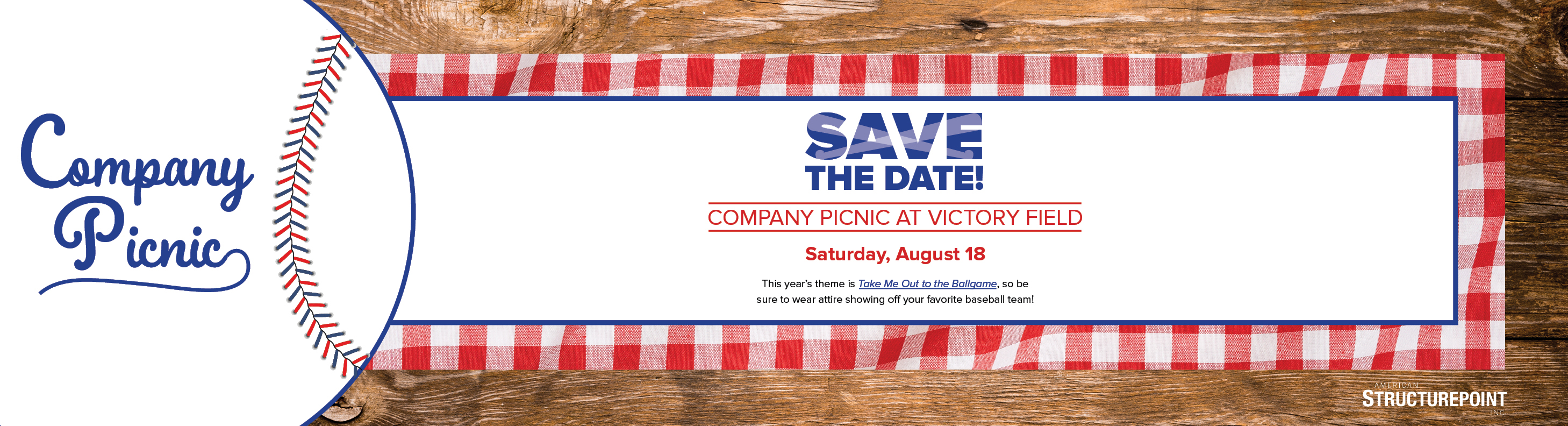 company picnic save the date